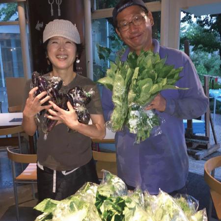 多摩六都圏域で採れた新鮮野菜!