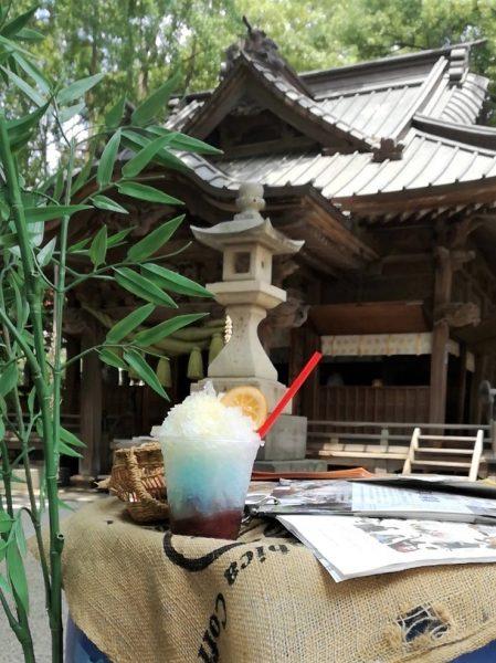 なおきち「かき氷」のヒミツ<五龍神かき氷>